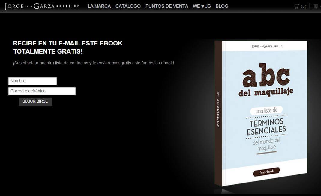 Ejemplo: descargar gratis ebook