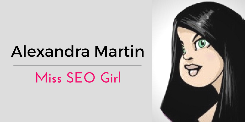 Interview avec Alexandra Martin - Miss SEO Girl. Image 0