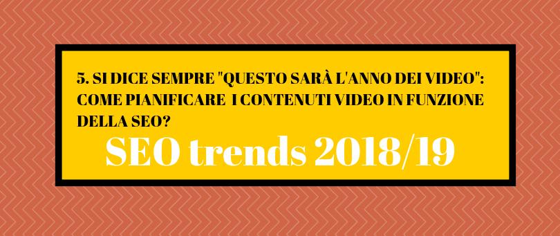 Il 2019 sarà l'anno dei video? Le previsioni secondo gli esperti
