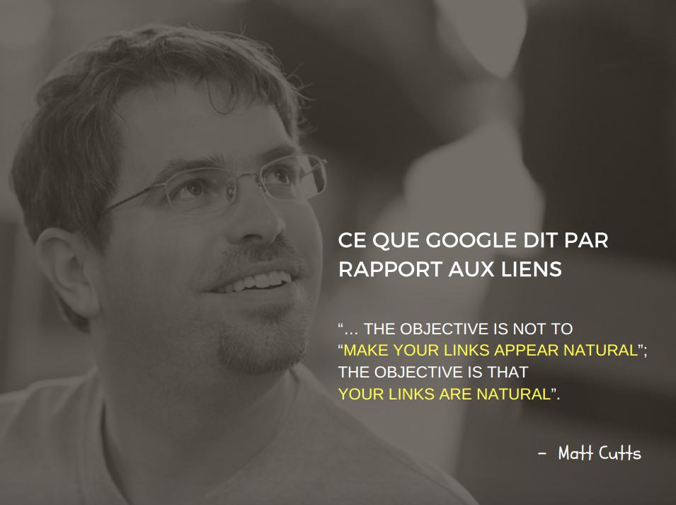 Citation Matt Cutts