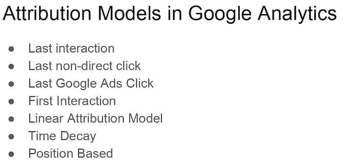 Weekly Wisdom with Tony Wright: Attribution Modeling and Weighting Part 1. Image 0