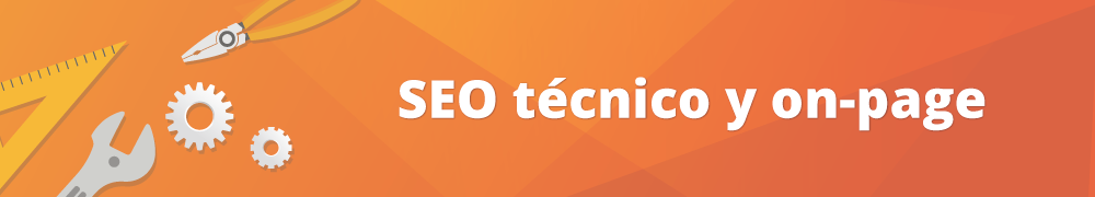 SEO técnico y on-page