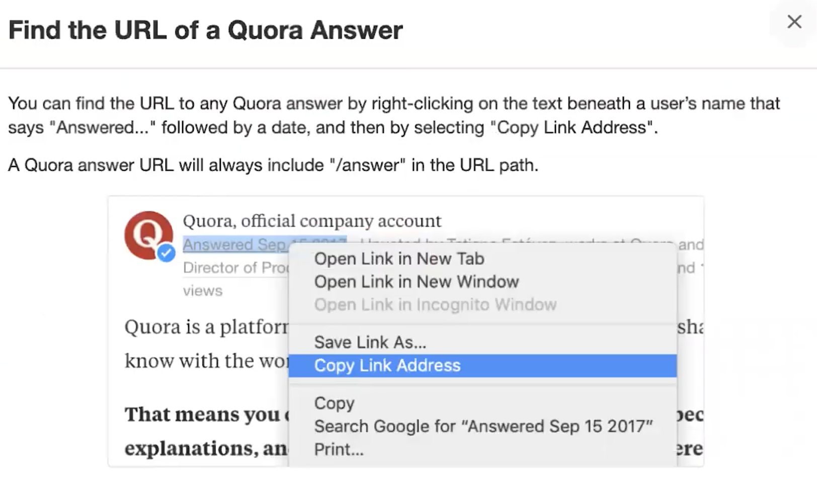 Weekly Wisdom with JD Prater: How to Set Up Your First Quora Ad Campaign. Image 17
