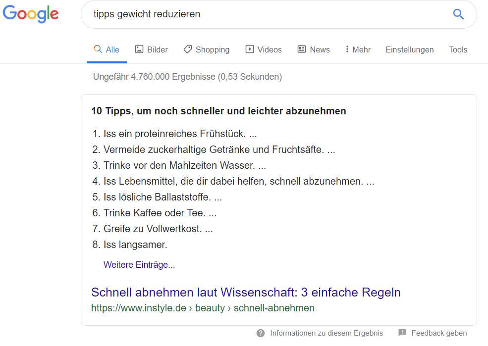 Das NLP-API-Tool von Google: Die nächste Stufe der Content-Optimierung. Bild 2