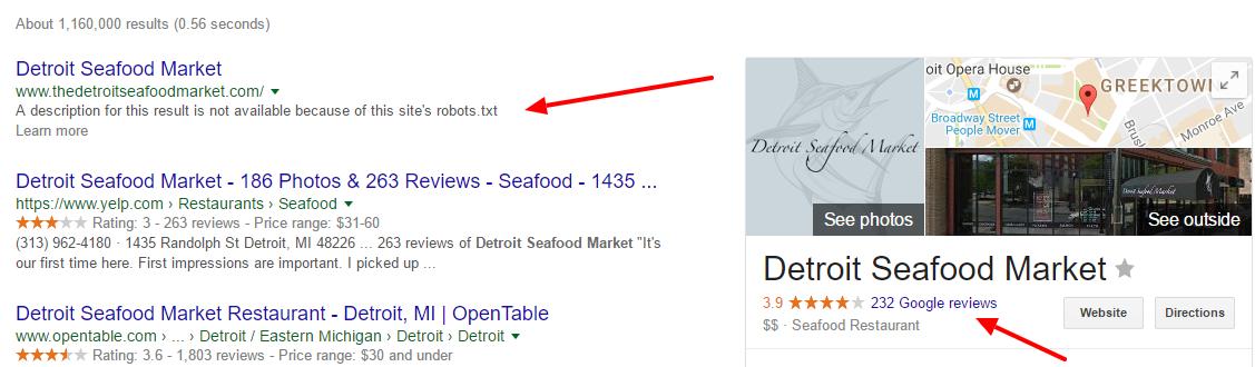 Robots.txt blocking Google crawler