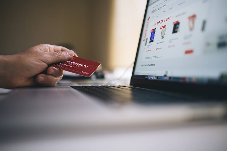 visual merchandising online