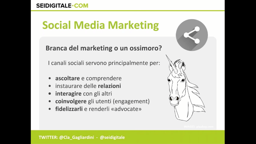 Social media marketing: marketing o relazioni?
