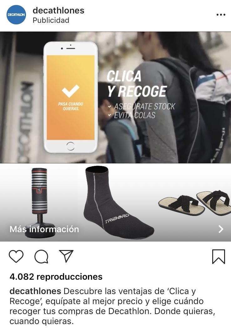 Instagram ads - Anuncios de colección