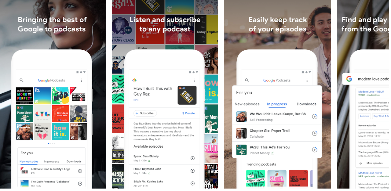 android-for-podcasts