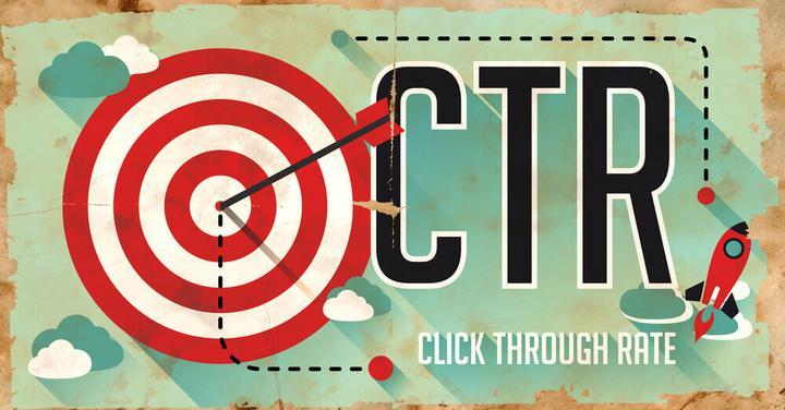¿Qué es el CTR? Click Through Rate