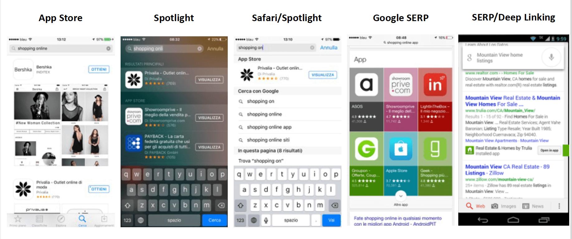 App Store Optimization vs App Search Optimization