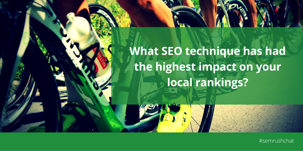 SEO techniques that have the highest impact on local rankings