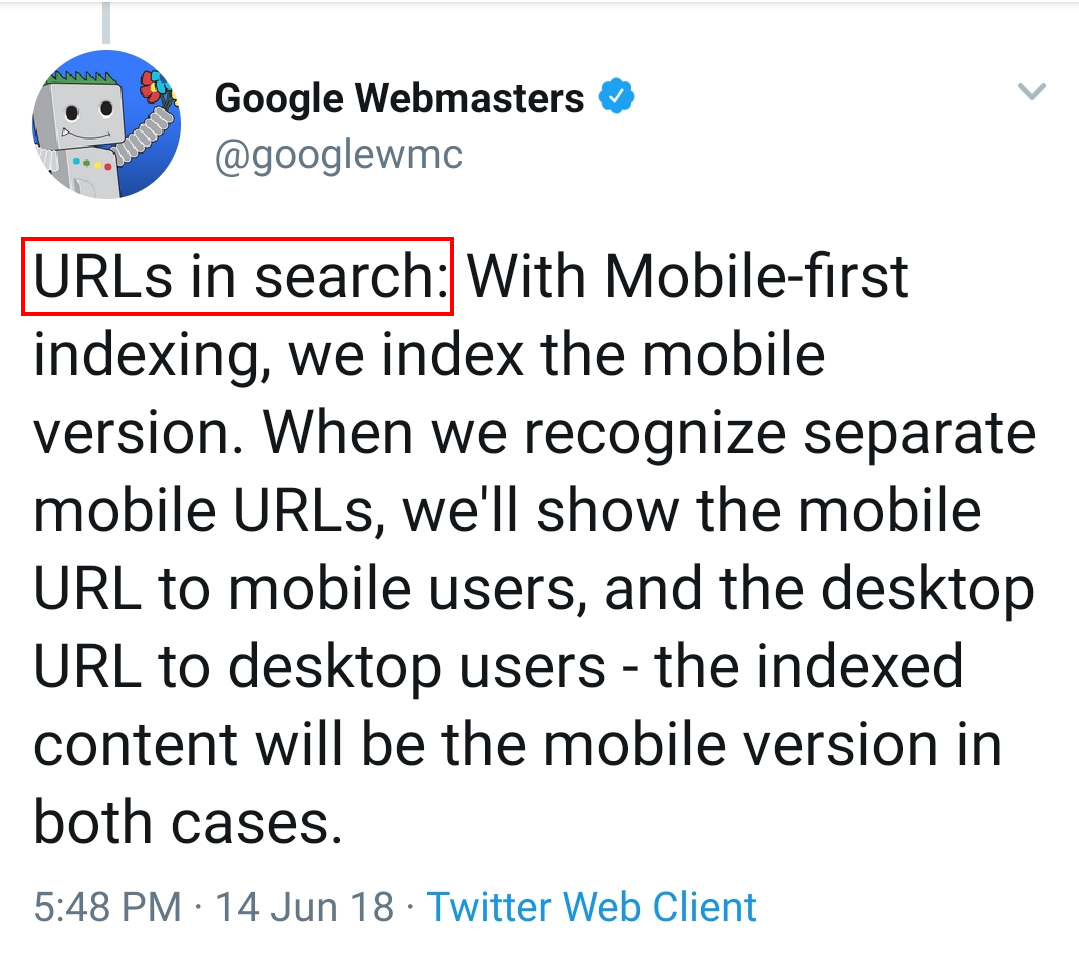 Google-mobile-first-indexing-URLs