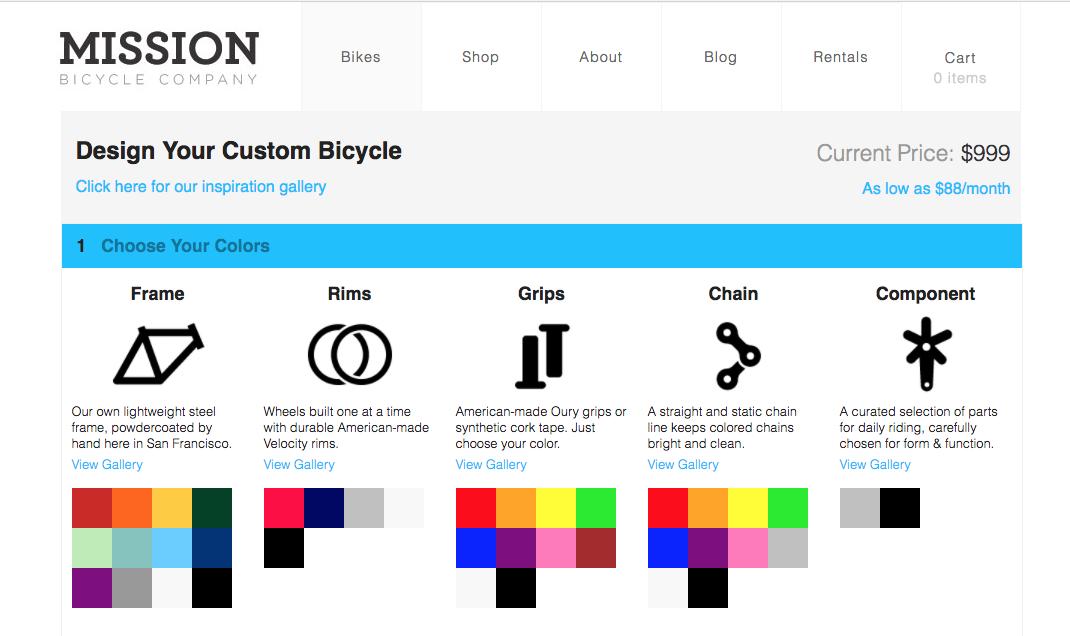 Customización - Ejemplo Mission