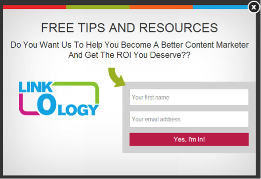 How To Easily Generate More Leads From Your Blog. Image 5