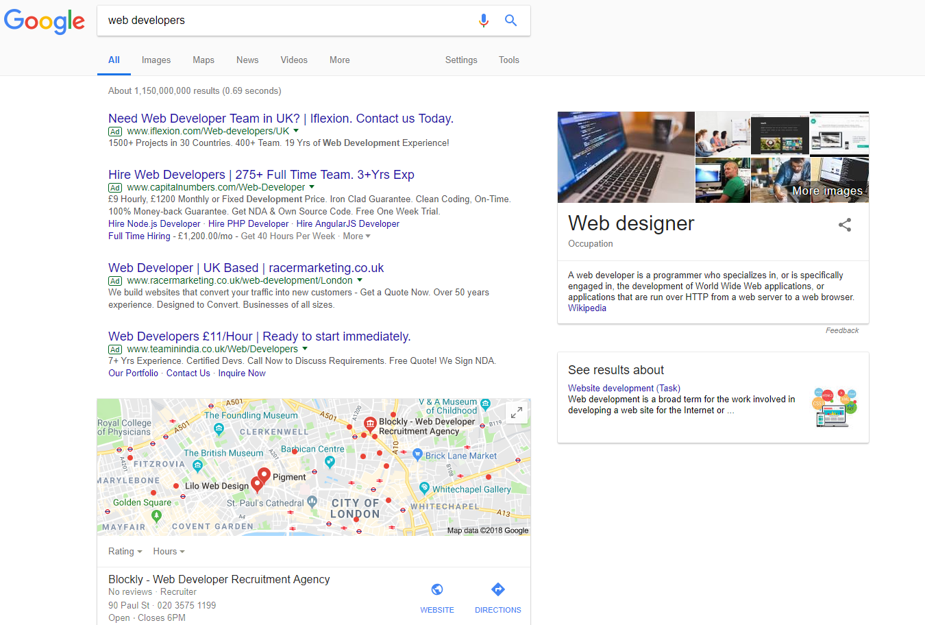 Search results for 'web developers'