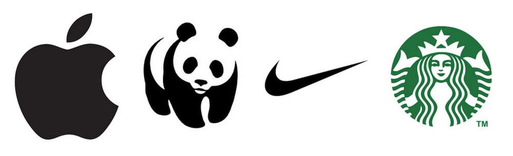 Esempi di logo famosi: brand identity di successo