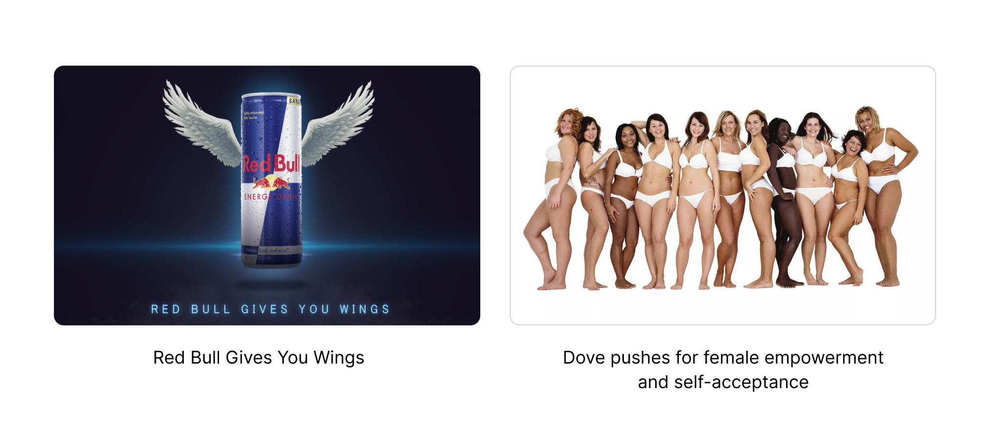 Brand essence examples
