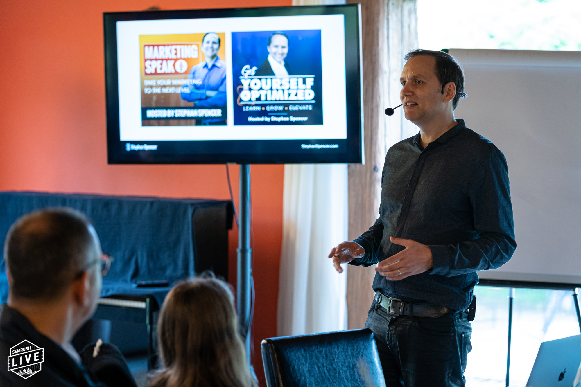 Insights and Educational Content – SEMrush Rolls Out First Global Conference 画像 4