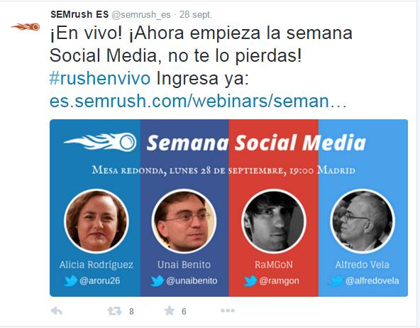 Cómo crear un hashtag-Seman Social Media