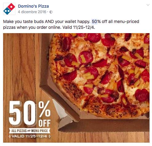 Facebook Ads per promuovere un ecommerce: case study 2