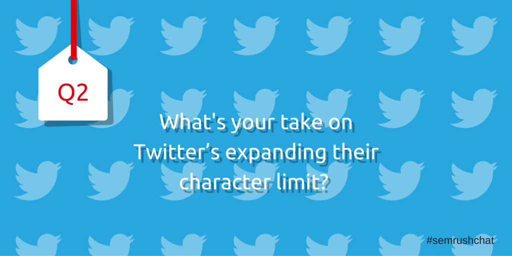 Users' take on Twitter's expanding their character limits