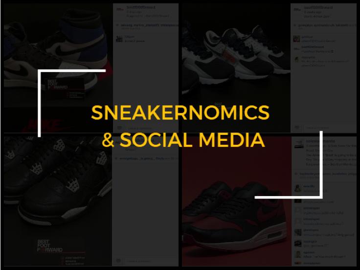 sneaker-social-media