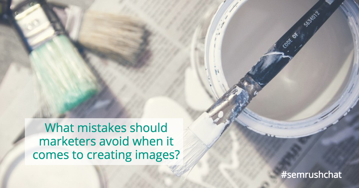 Mistakes to avoid when creating images