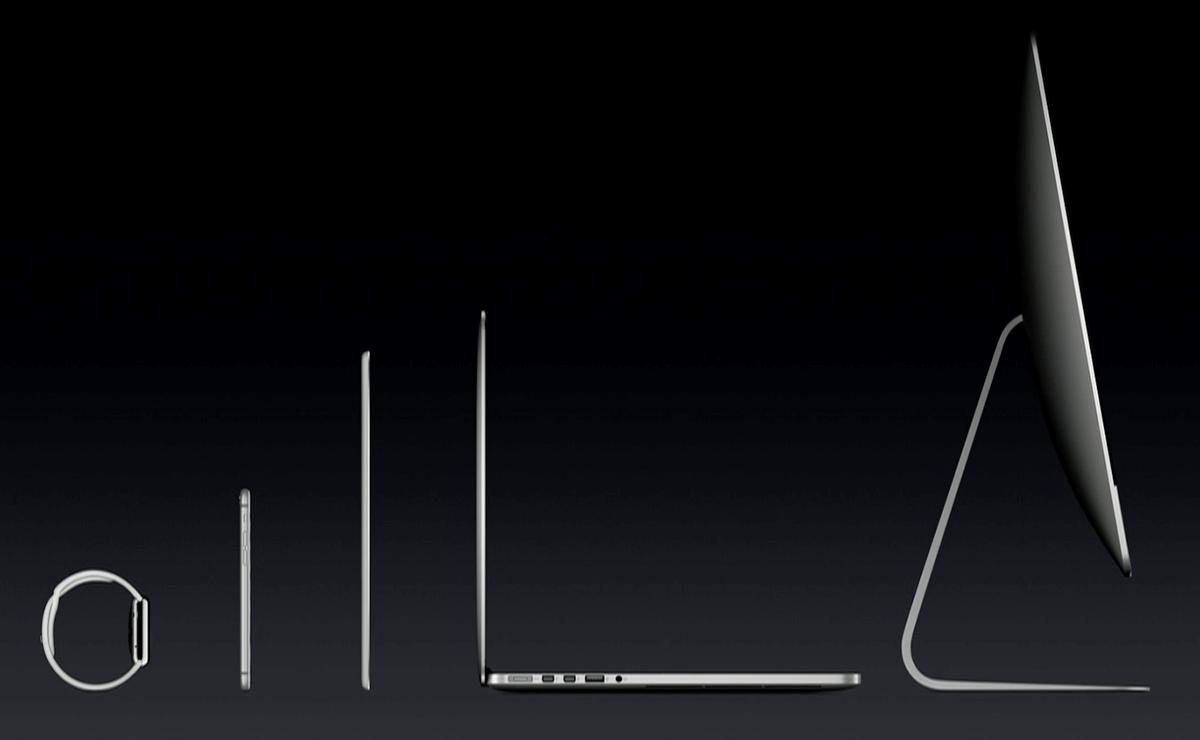 40 anni di Apple: il design esclusivo