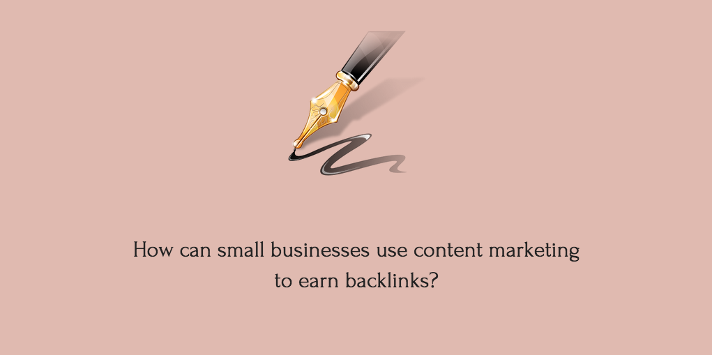 Backlinks for small business