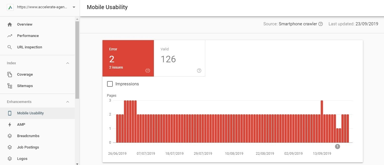 The Definitive Guide to Google Search Console. Image 9
