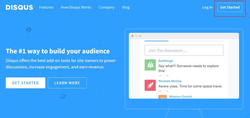 ¿Cómo instalar la app Disqus con éxito en tu blog Wordpress?. Imagen 1