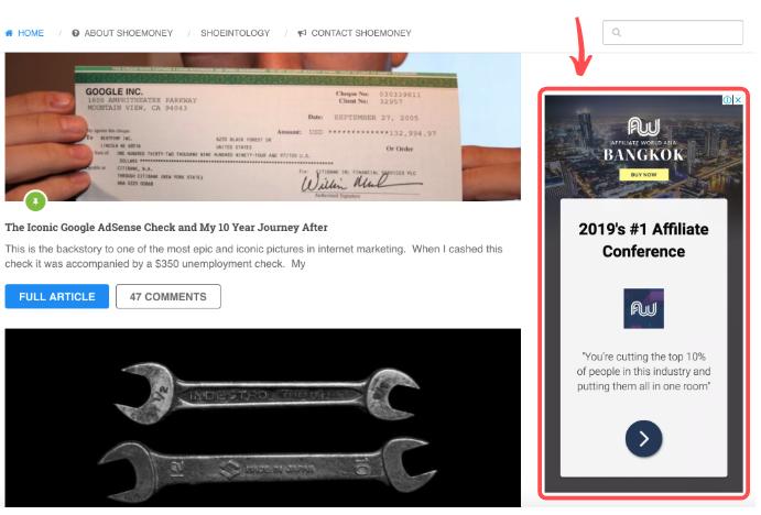 Google AdSense - Anuncios relevantes