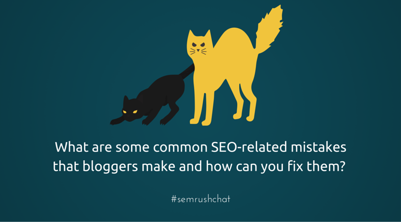 SEO related mistakes in content marketing