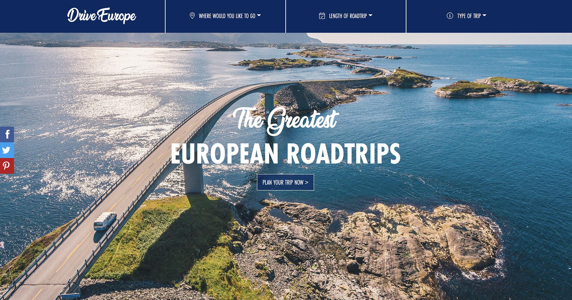 Conducir Europa