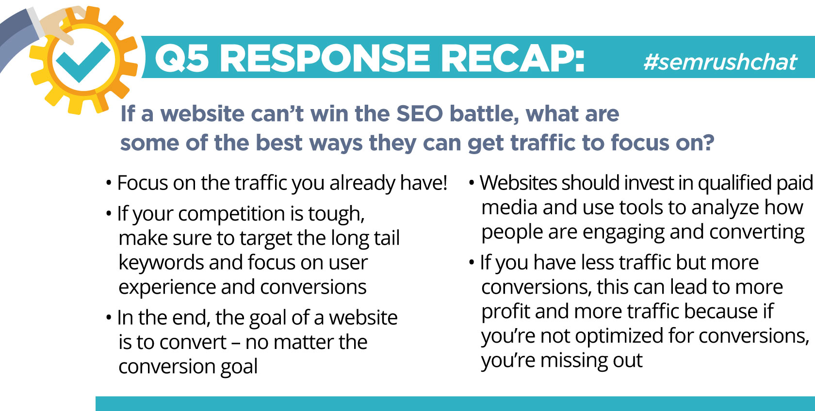 Technical SEO Wins And Quick Fixes #semrushchat. Image 4