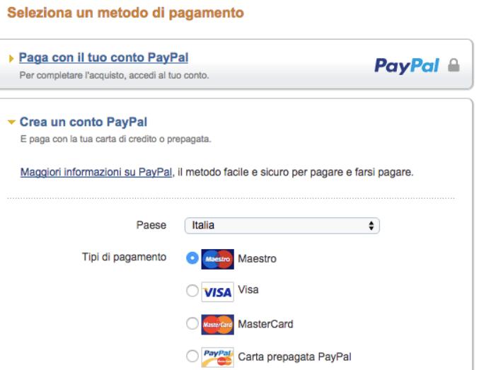 Aumenta le conversioni del tuo ecommerce aggiungendo Paypal come metodo di pagamento