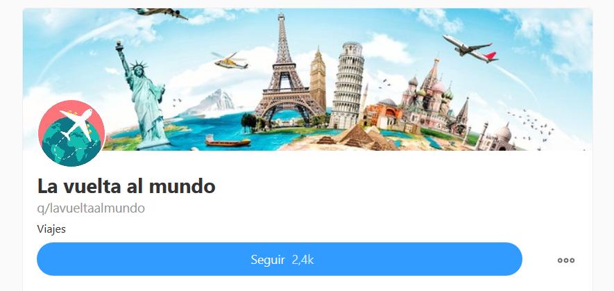 Cómo crear una comunidad online - Espacios Quora viajes