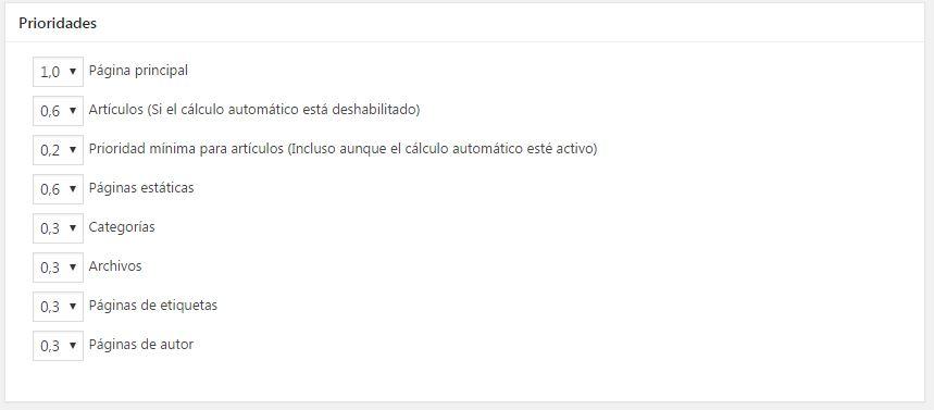 google-sitemap-xml-prioridades-contenido