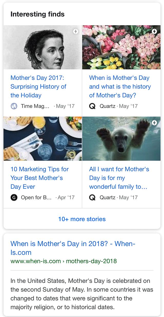 google-interesting-finds-amp-stories