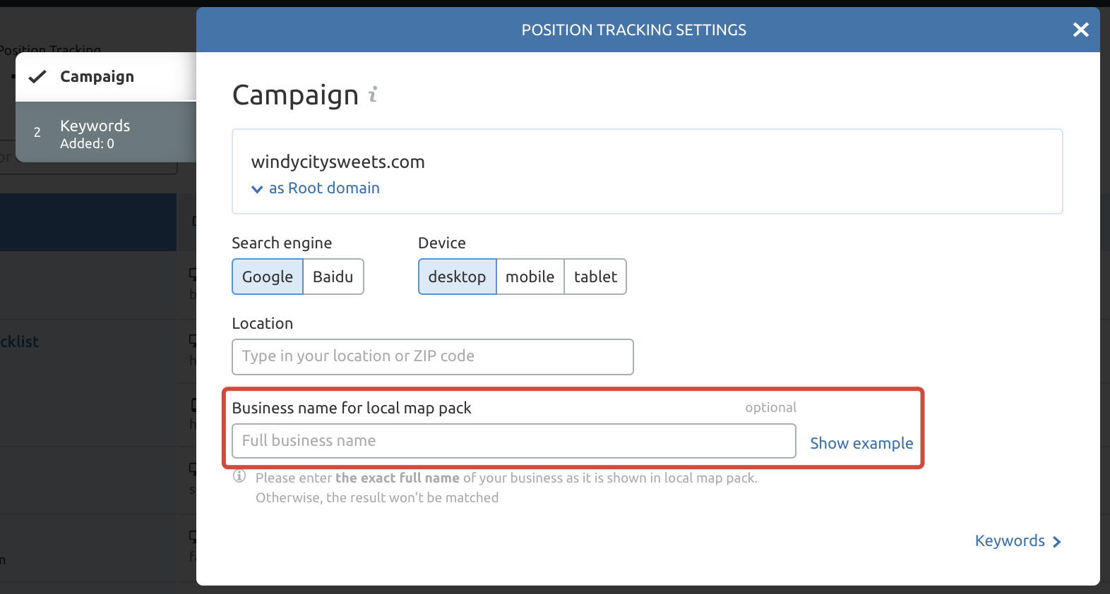 Five Ways to Improve Your Local SEO with SEMrush. Image 13