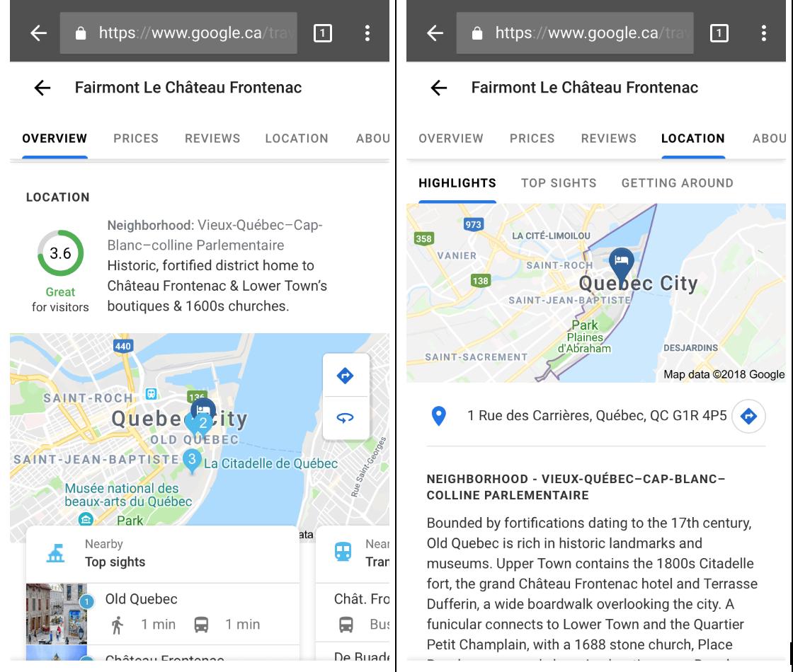 google-location-tab-location-score