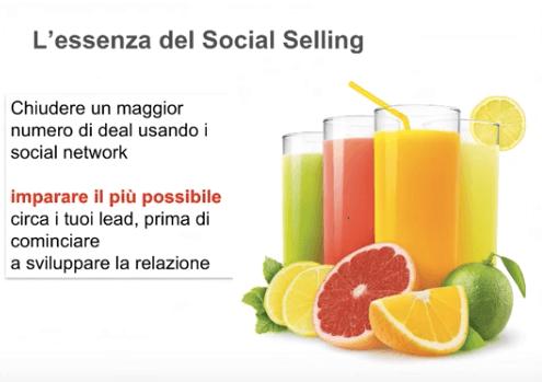 Qual è la vera essenza del social selling?