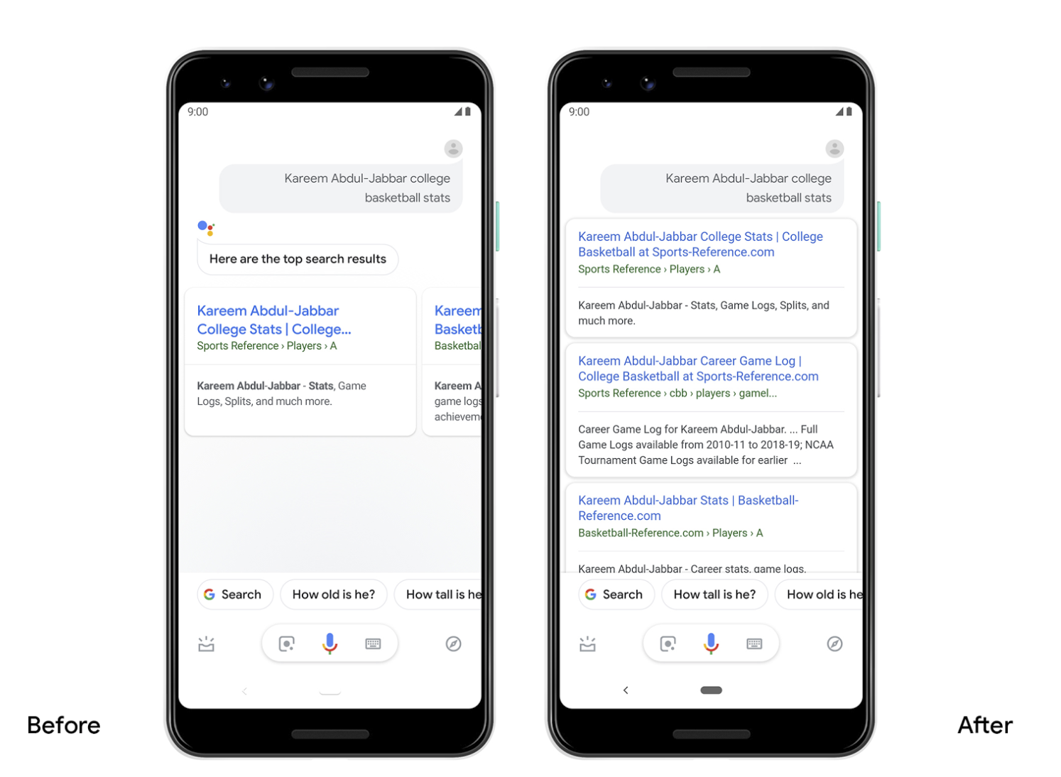 google-assistant-update