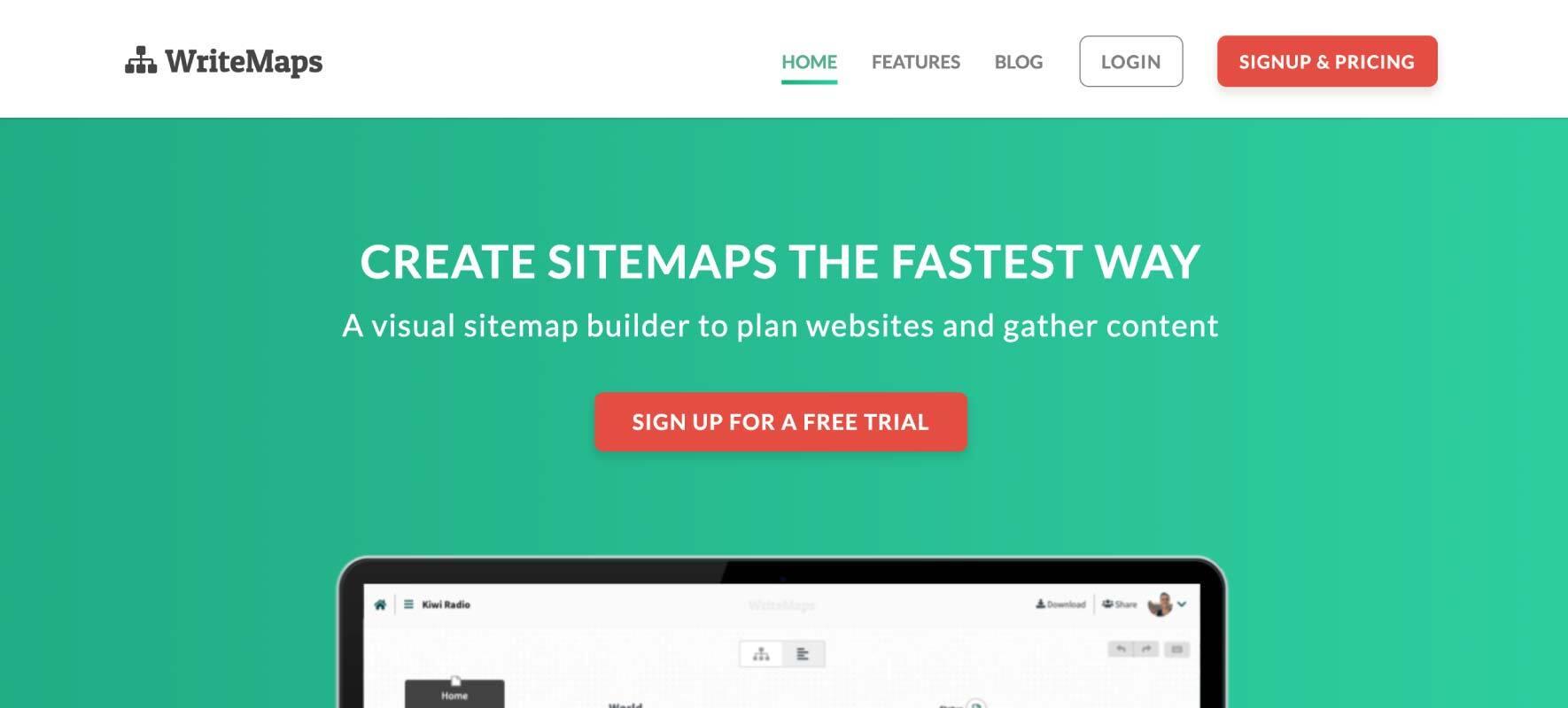 Best Sitemap Generator Tools Writemaps