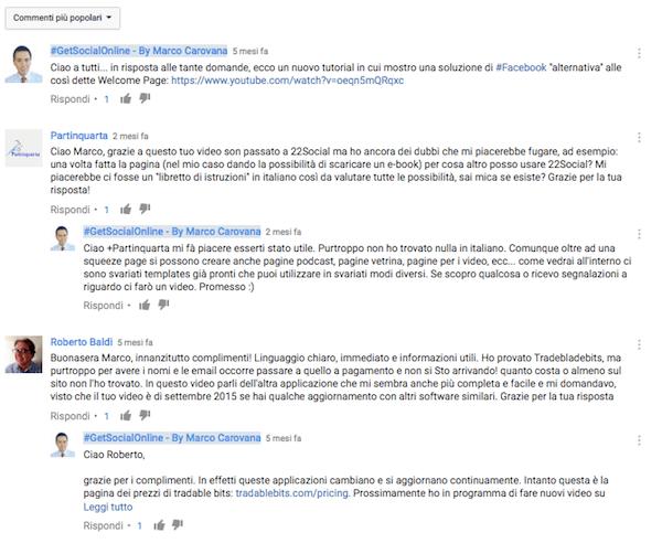 Più visualizzazioni sul tuo canale YouTube? Cura la tua community!