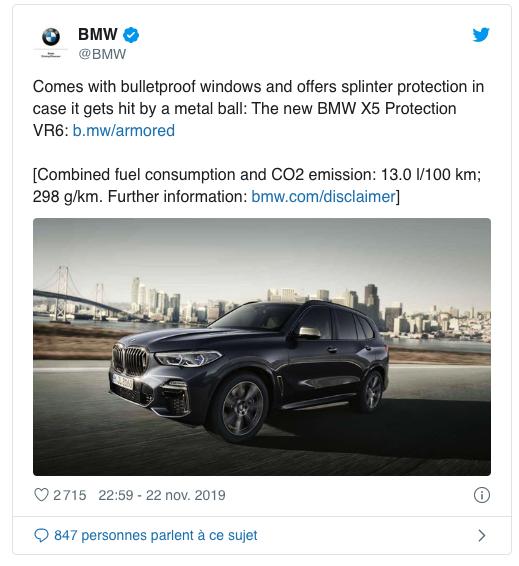 BMW troll Tesla
