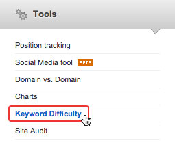 Keyword research with SEMrush. Image 7