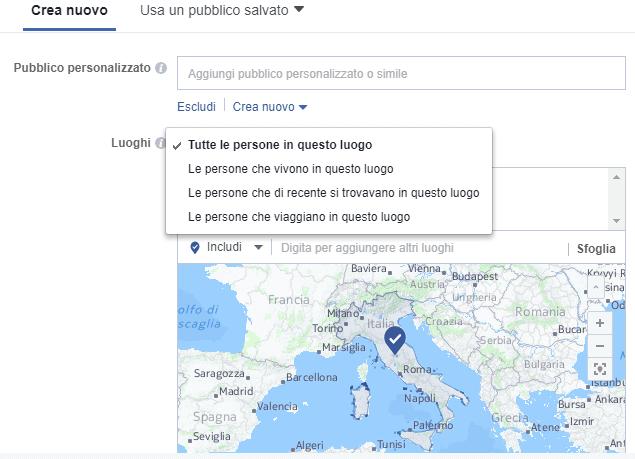 Strategie di local marketing sui social: come creare una Adv Local su Facebook