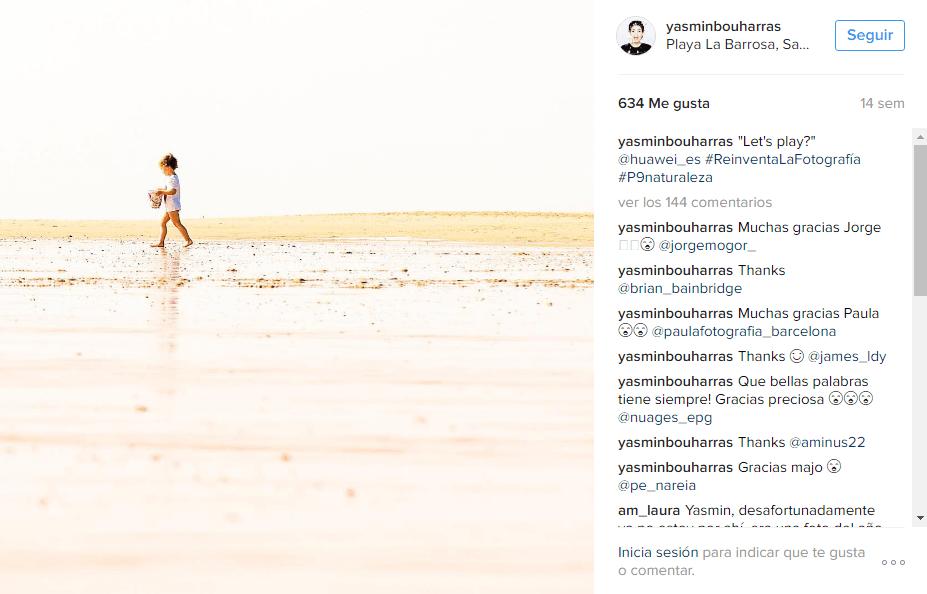Acciones Instagram - identifica tu paleta de colores
